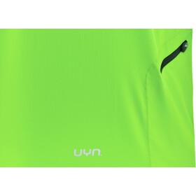UYN Activyon MTB OW Shirt met Doorlopende Rits Heren, green jasmine
